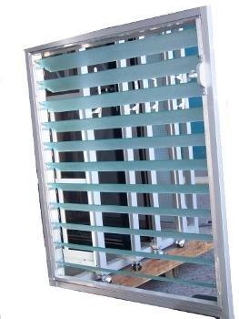 Vidriera y estructuras en aluminio int - Celosias para ventanas ...